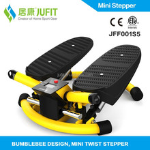 2015 3D Fitness/Gym Stepper with Resistance Bands
