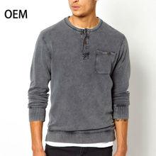 2013 Old Man Grandad 100 Cotton Plain Crew Neck Sweatshirt