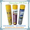 white expanding foam sealant / joint mixture, Professional PU Foam Sealant Manufacturer