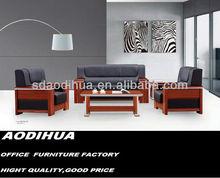 New Hot-selling New design wooden sofa set/sofa design AD-836