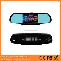 CE H2 double lens car dvr dash cam , flash drive video recorder wholesale