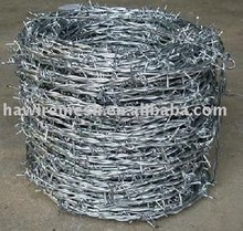 good quality barbed metal wire