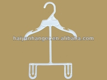 Children suit hanger with locking bar/Suits hanger of children