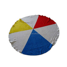 quality advertising brand names customized beach round towel