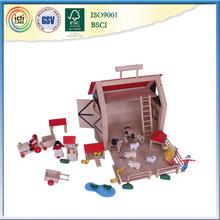 Fairy garden house for 2015 New wooden educational toys