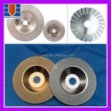 diamond abrasive disc for grinding and polishing