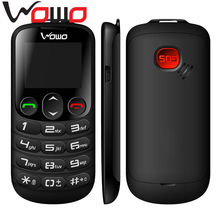 2.2 Inch big button old man mobile phone with hong kong cell phone prices