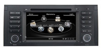 Car Stereo Navigation Satnav GPS Auto Parts Radio Dvd Player for BMW E39 5 Series 1996-2003 E53 X5 1999-2006 M5 1996-2003