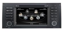 Car Stereo Navigation Satnav GPS Auto Parts Radio Dvd Player for BMW E39 5 Series 1996-2003 E53 X5 1999-2006 M5 1996-2003