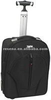 2015 new waterproof customize brand trolley travel laptop bag