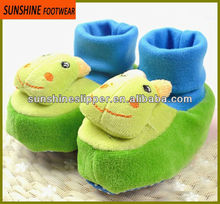 Newest style hot sale animal design baby shoes