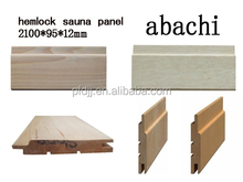 Manufacture decorating solid wood panel