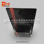 Free standing ondulado flyer suporte de exposição de papelão para a promoção de varejo
