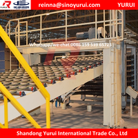 Alibaba Trade Assurance supplier in China gypsum board small production line