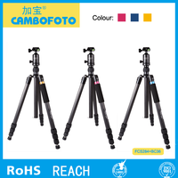 New style cambofoto shooting colored portable tripod FCS284