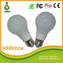 Low cost 100w equivalent a19 led bulb light e27, smd led bulb light wholesale