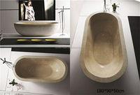 DOMO stone bath tub, natural marble bathtub, china cheap bath tubs