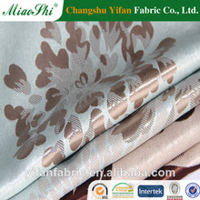 non-toxic Blackout Jacquard Curtain thermal blackout curtain