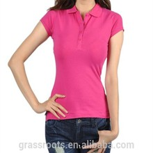 Guangzhou couple polo t shirts from suppliers for Women s dri fit polo shirts wholesale