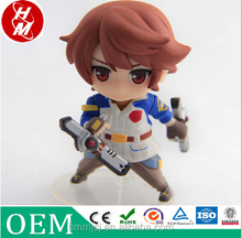 Hot sale japanese animal girl OEM, lovely baby character