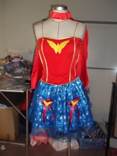 Instyles Ladies Wonder Women Costume Girls Super Outfit sexy lingerie