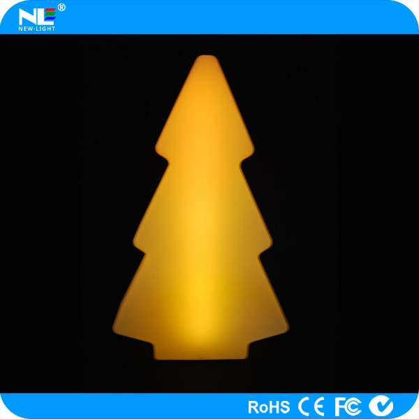 Outdoor Christmas Led Illuminated Decorative Tree Light Battery Operated Le
