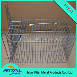 humane live multi catch wire mesh metal mouse rat animal trap cage