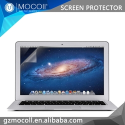 """Transparent Crystal Screen Protector for Macbook White 13.3"""""""