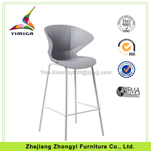 Promotional Prices Worth Buying Plastic Seats Cheap Bar Stools With Pedal