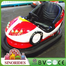 Popular kiddy rides bumper car from amusement rides supplier
