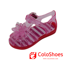 2014 beach walk nude women picture new lovely outdoor kid's plastic slippers
