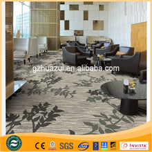 China Factory Wholesale 100% PP High Quality Cheap Pattern Wall To Wall Wilton Carpet For Hotel