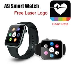 2015 new designed healthy smart wrist watch heart rate monitor