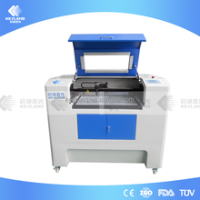 Easy Operation Plywood / Die Board / MDF / Laser Wood Cutting Machine Price Good for Advertising / Signs / Crafts