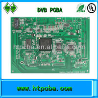 DVD board PCBA PCB assembly Reasonable price and high quality PCBA copy