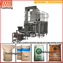 New Condition Automatic big bag corn silage packing machine