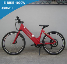 LOHAS/OEM 48V 1000W E BIKE ! Fastest electric mountain bicycle kit , sport ebike! Sine Wave Control(Programmable)