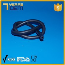 Black conductive silicone hose in competitive price