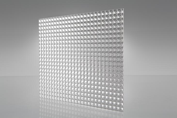 High Quality Acrylic Light Diffuser Film Pmma Prismatic