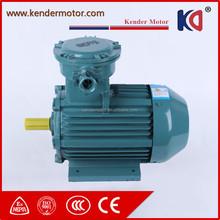 Y801-2 0.75KW 3000RMP High Voltage Ac Electric Explosion Proof Motor