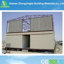 Excellent Technology low labor cost sound absorbing fire resistant brick textured wall panel in mdf