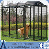suppily hot dipped galvanized Lager steel wire dog cage
