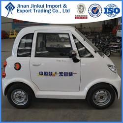 HONGCHANG fuel efficient car van 4x4 ISO