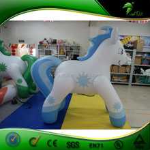 Advertising / Event / Party / Exhibition Inflatable Blue Unicorn Animal