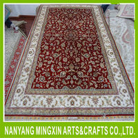 silk carpet 2