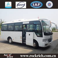 Dongfeng 6.6M 23 seats China minibus price for sale