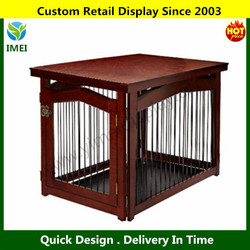 Merry Products 2-in-1 Configurable Pet Crate and Gate YM1-969