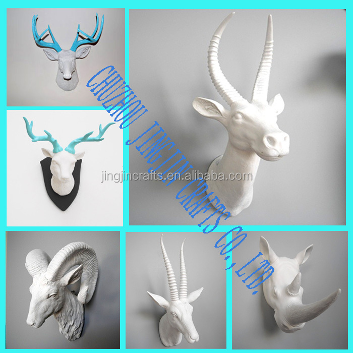 ANIMAL HEAD WALL MOUNTS 1125 TWO.jpg