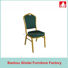 Classical Price Steel Hotel Banquet Hall Chair Padded Church Chair SDB-211