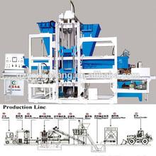 Indian famosos ladrillos huecos Machine Indian precio